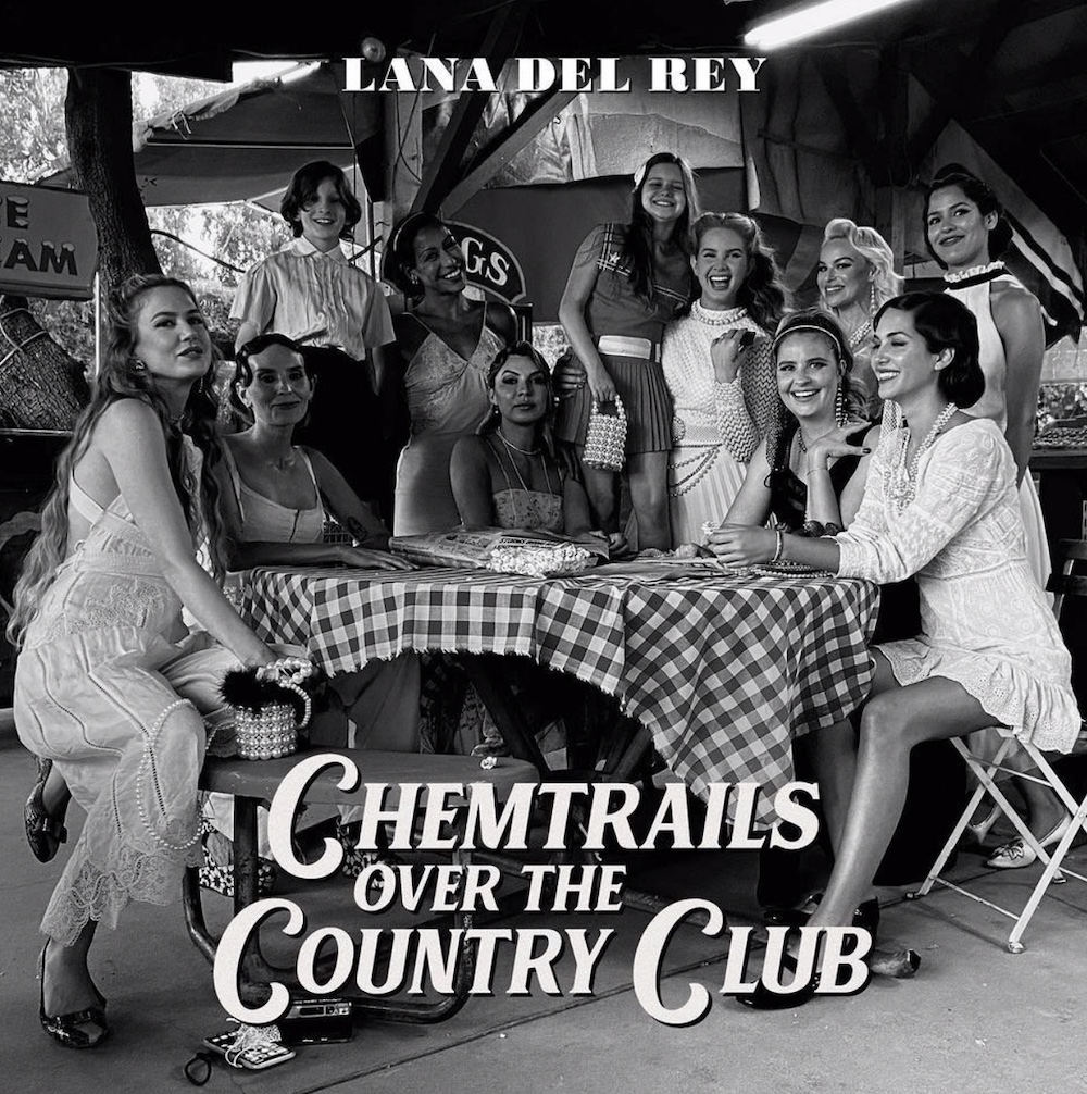 Lana Del Rey Chemtrails Over The Country Club Mp3 Download