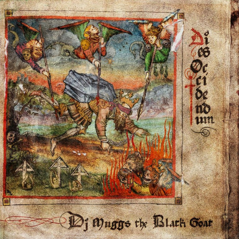 DJ Muggs the Black Goat The Chosen One Mp3 Download