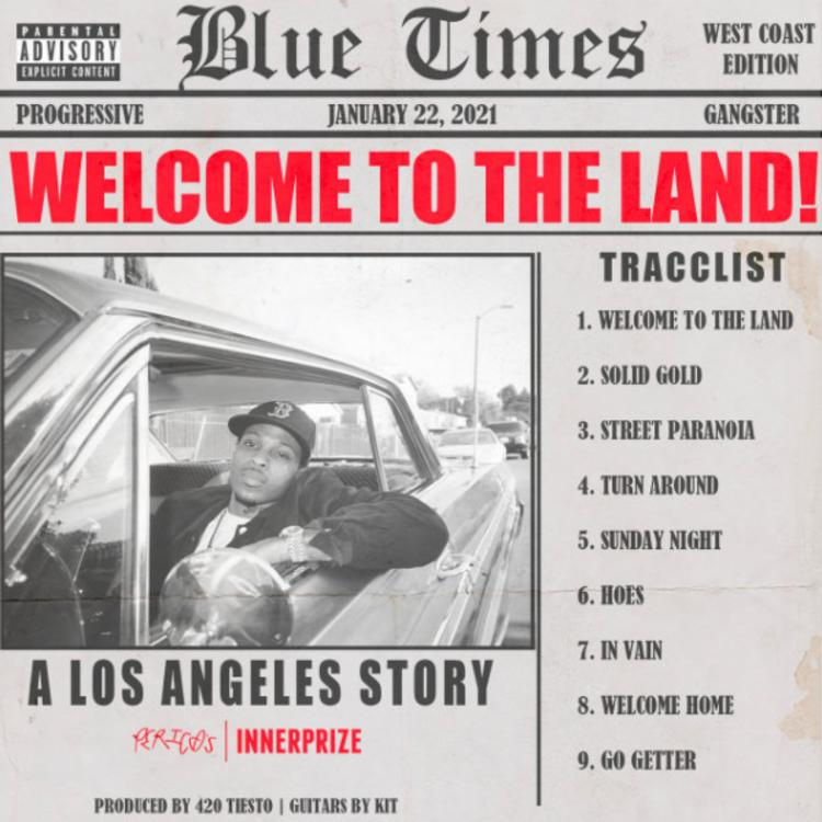 G Perico Welcome To The Land Zip Download