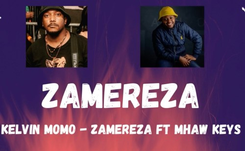 Kelvin Momo Zamereza (Live Mix) Mp3 Download