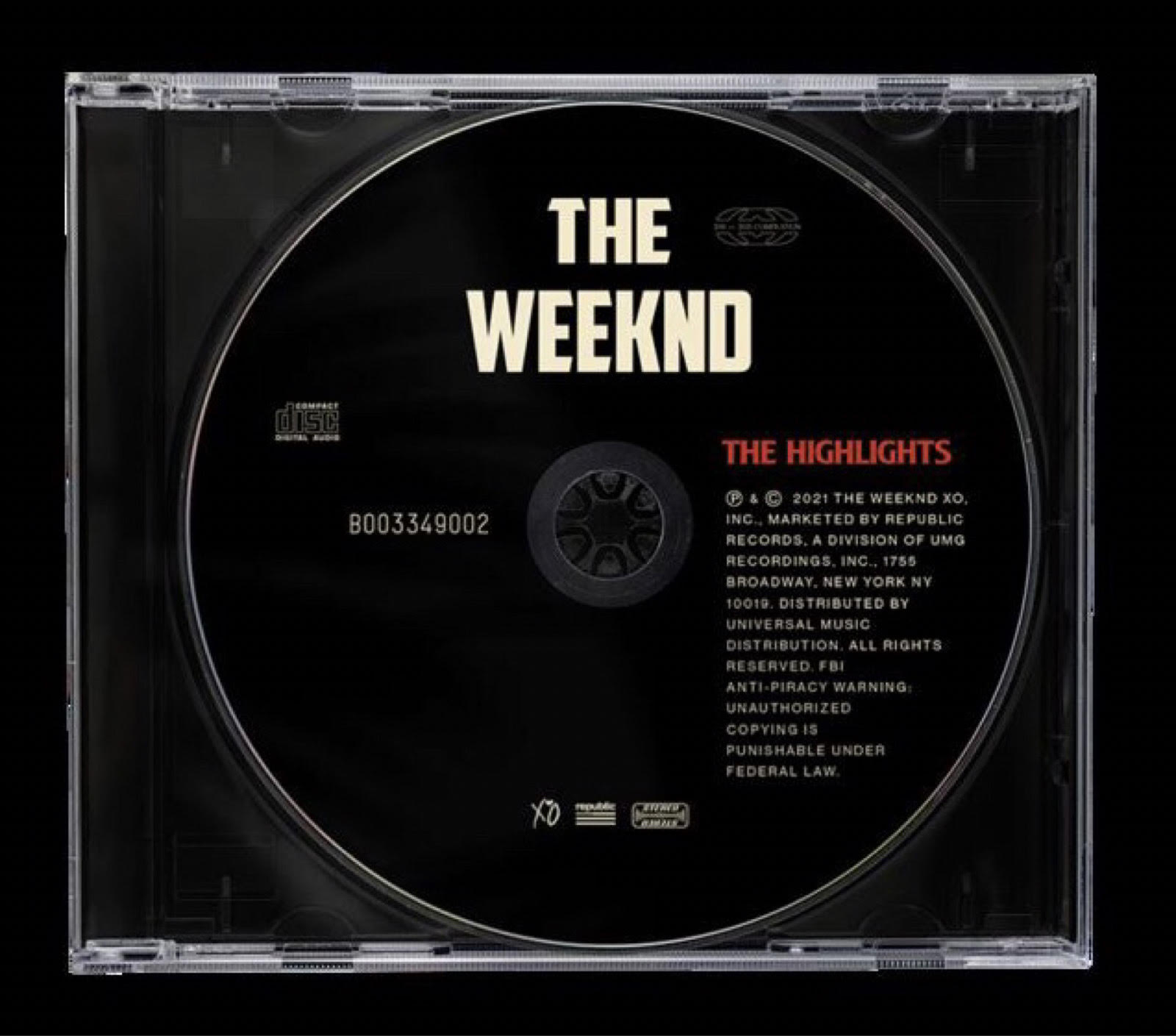 The Weeknd The Highlights Zip Download
