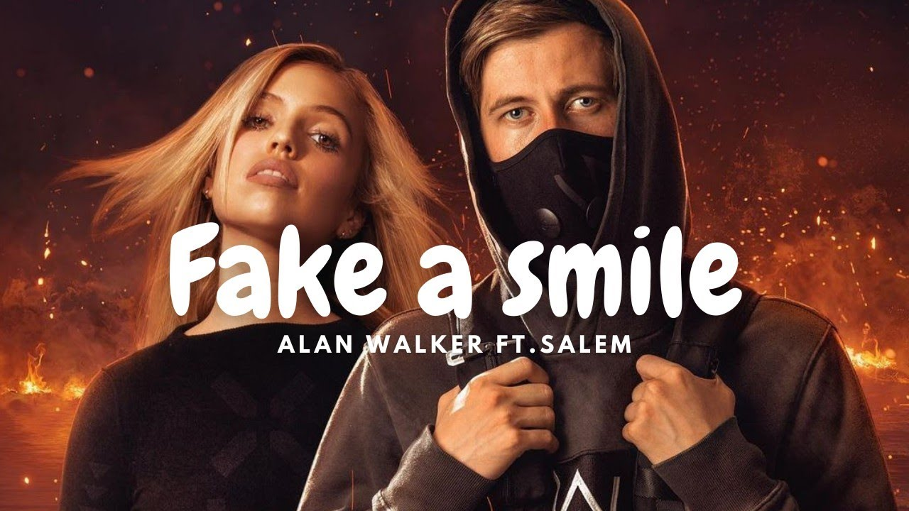 Alan Walker & salem ilese Fake a Smile Mp3 Download