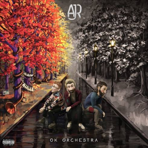 AJR OK ORCHESTRA Zip Download