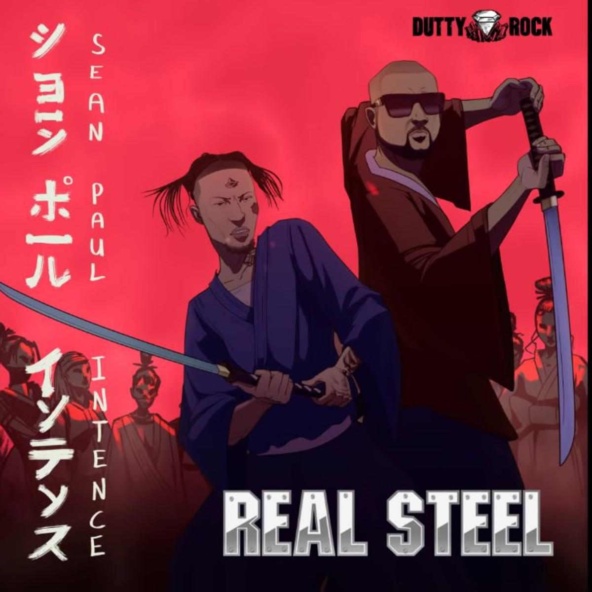 Sean Paul & Intence Real Steel Mp3 Download
