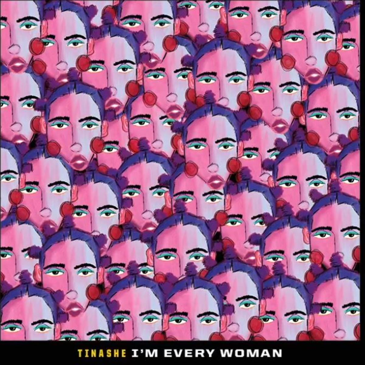 Tinashe I'm Every Woman Mp3 Download
