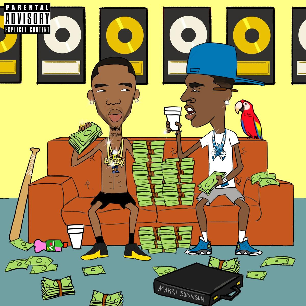 Young Dolph & Key Glock Aspen Mp3 Download