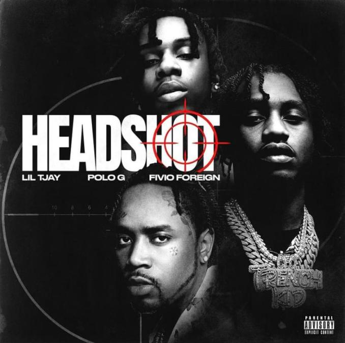 Lil Tjay, Polo G & Fivio Foreign Headshot Mp3 Download
