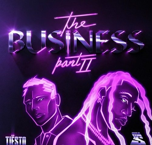 Tiësto & Ty Dolla $ign The Business, Pt. II (Clean Bandit Remix) Mp3 Download