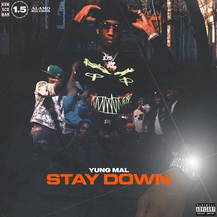 Yung Mal Stay Down Mp3 Download