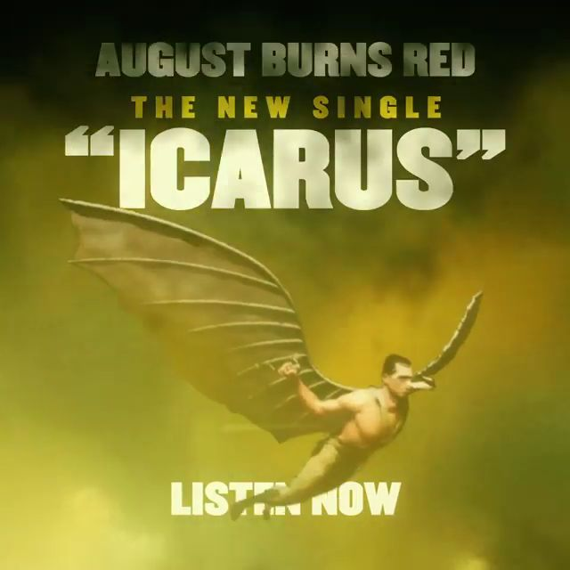 August Burns Red – Icarus